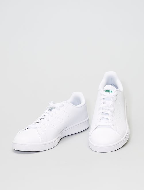 Baskets 'Adidas Advantage Base'                             blanc