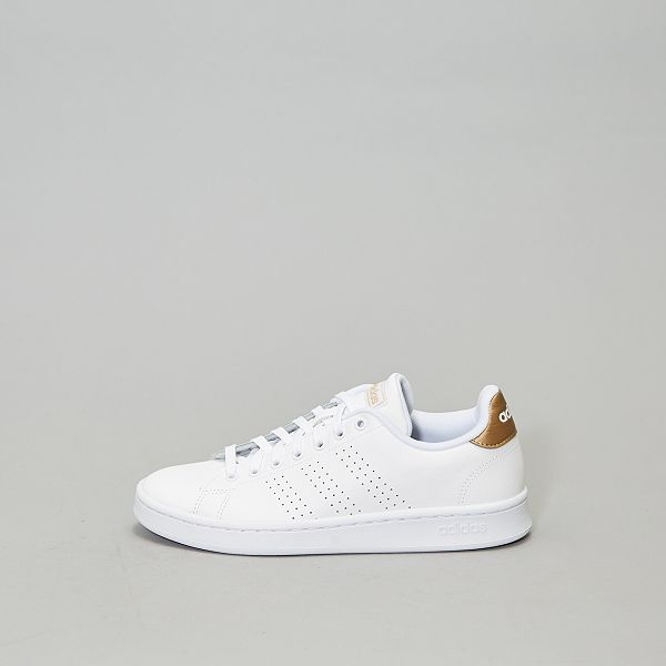 chaussures adidas femme blanche