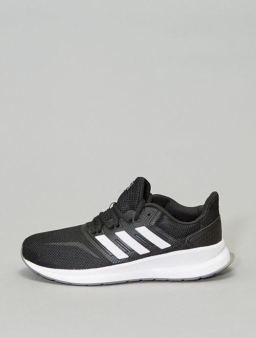 Baskets 'adidas runfalcon'                             noir/blanc