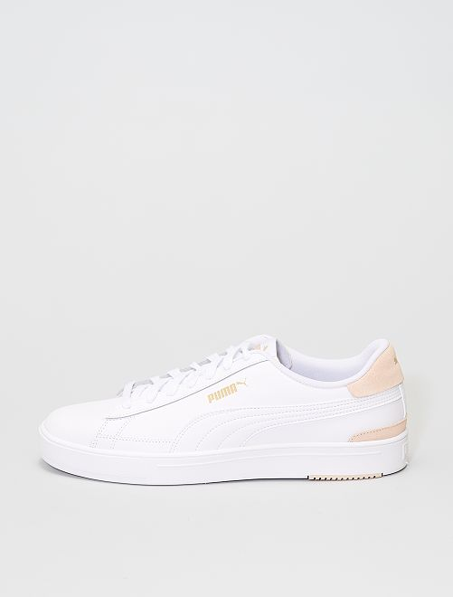 Baskets basses 'Puma' 'Smash Pro'                             BEIGE