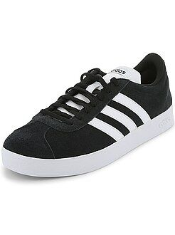 Chaussures - Baskets en cuir 'Adidas' 'VL Court 2.0' - Kiabi