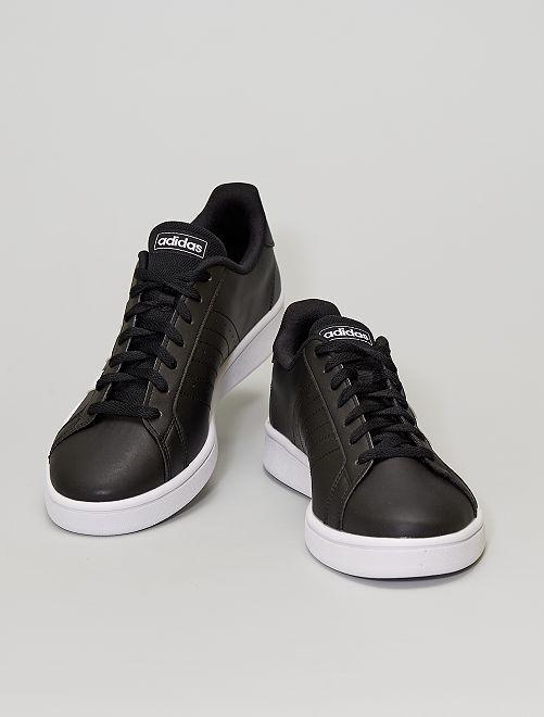 Baskets 'Grand court base' 'adidas'                             noir