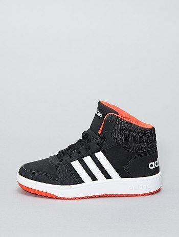 Baskets montantes en simili 'Adidas HOOPS 2 0 K' - Kiabi