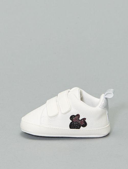 Baskets pailletées 'Minnie'                             gris Chaussures