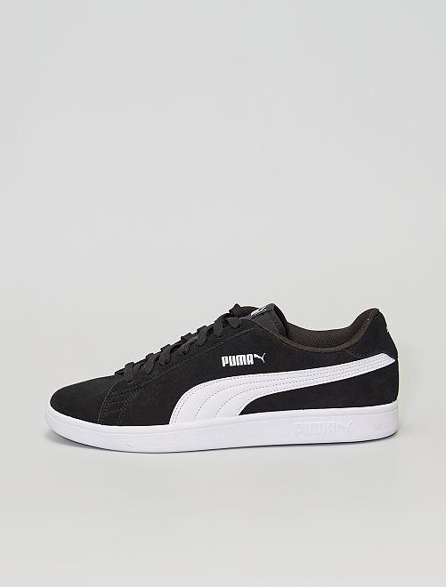 Baskets 'Puma Smash v2'                                         noir