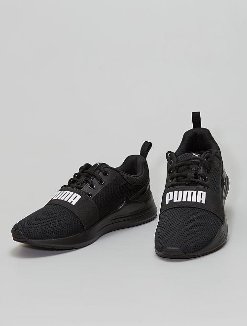 Baskets 'Puma Wired Run'                             noir