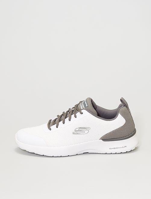Baskets 'Skechers'                             blanc/gris