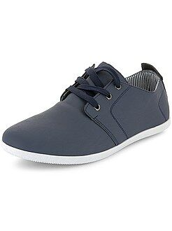Homme du S au XXL Baskets style derbies