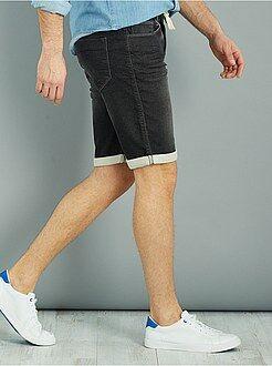 Bermuda - Bermuda jogg jeans