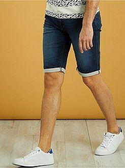Bermuda, pantacourt - Bermuda jogg jeans