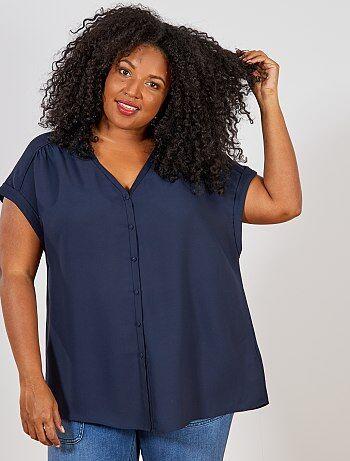 b18a6a78b5bc blouse-fluide-boutonnee-bleu-marine-grande-taille-femme-wk863_1_fr1.jpg