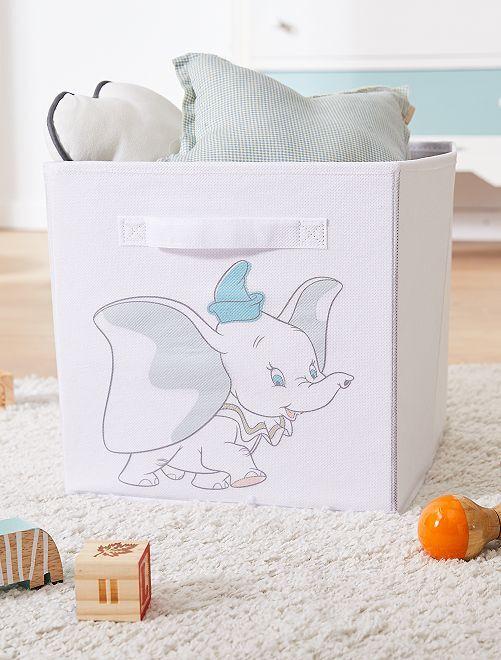 Boîte de rangement 'Dumbo'                             blanc