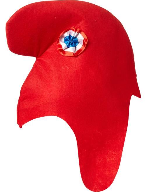 Bonnet phrygien                             rouge