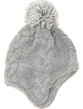 Bonnet style péruvien - Kiabi