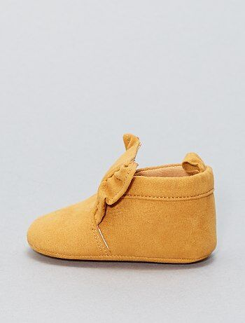 Boots en suédine - Kiabi