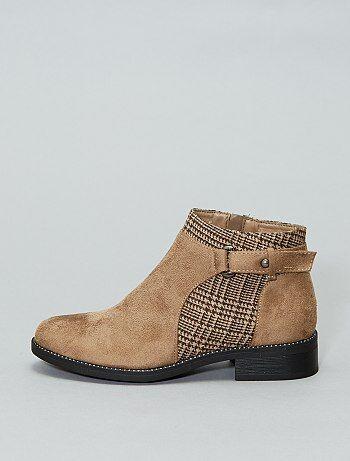 b84c39fedb8 Boots   bottines femme pas chères - mode femme