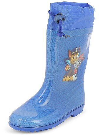 159f2f3601ac1 Chaussures - Bottes de pluie  La Pat  Patrouille  - Kiabi