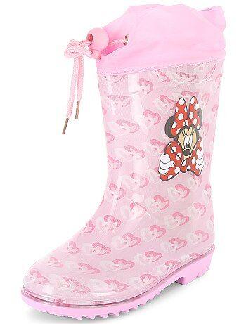 Bottes de pluie 'Minnie' - Kiabi
