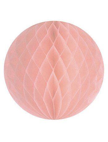 Boule de papier alvéolée 20cm - Kiabi