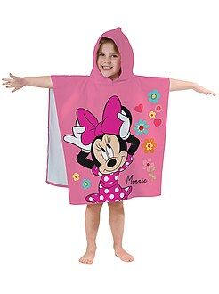 Linge de toilette - Cape de bain 'Minnie Mouse'