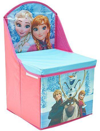 Chaise pliable de rangement 'La Reine des neiges' - Kiabi