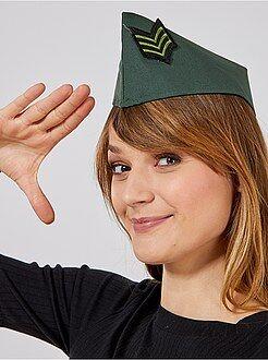 Chapeau de l'armée - Kiabi