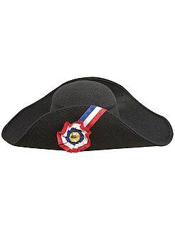 Accessoires - Chapeau de 'Napoléon' façon laine