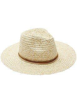 Chapeau de 'paille' - Kiabi