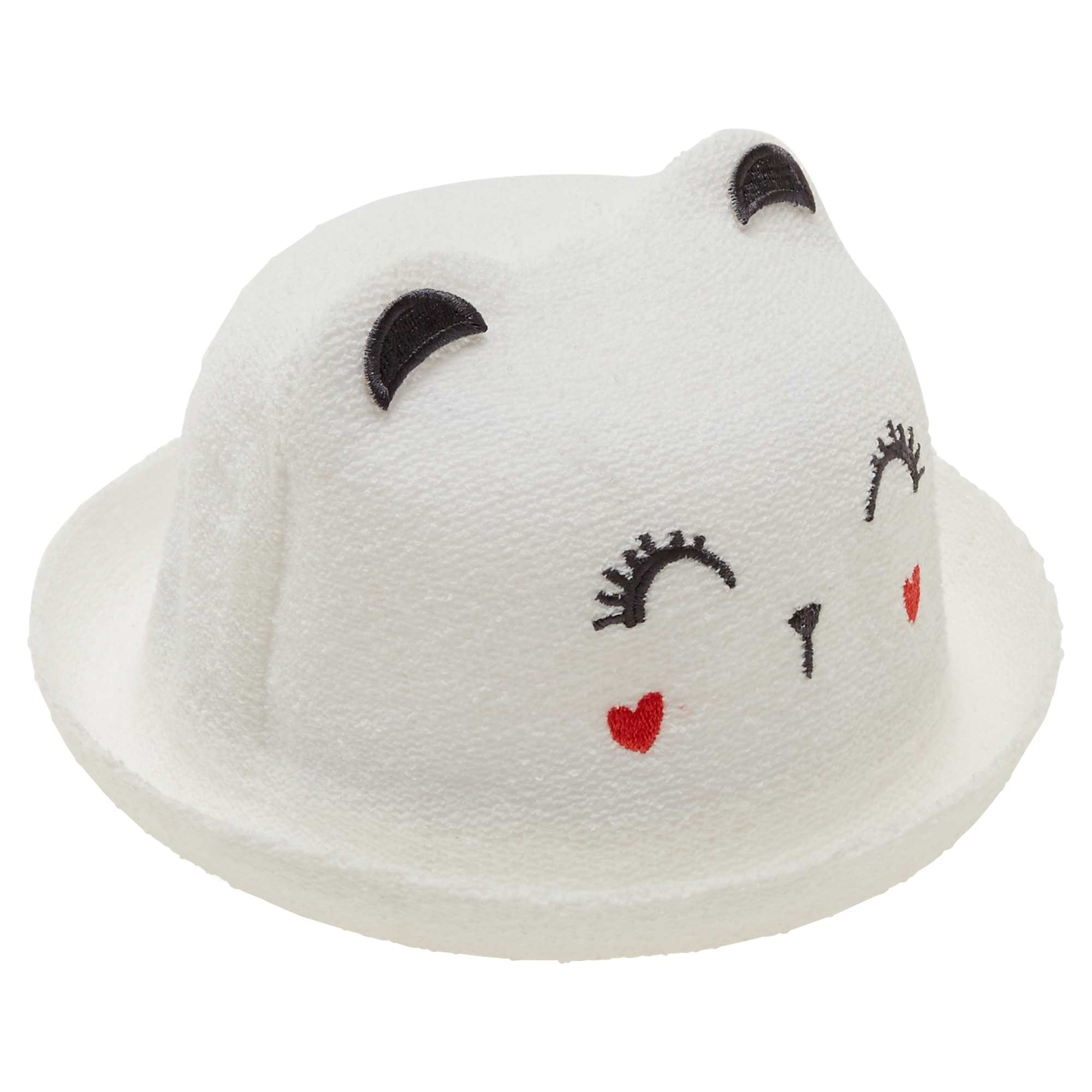 chapeau fa on bouclette 39 chat 39 b b fille kiabi 7 00. Black Bedroom Furniture Sets. Home Design Ideas