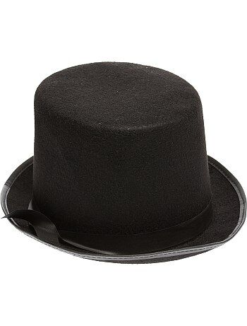 Chapeau haut de forme uni - Kiabi
