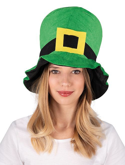 Chapeau irlandais                             vert