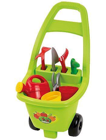 Chariot de jardinage et outils - Kiabi
