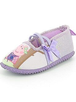 Chaussons - Chaussons ballerines 'Peppa Pig'
