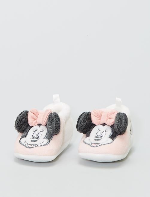 Chaussons chaud 'Minnie'                                         Minnie