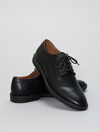 Chaussure de ville en simili - Kiabi