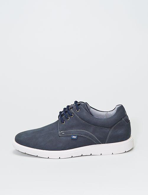 Chaussures de ville                     BLEU