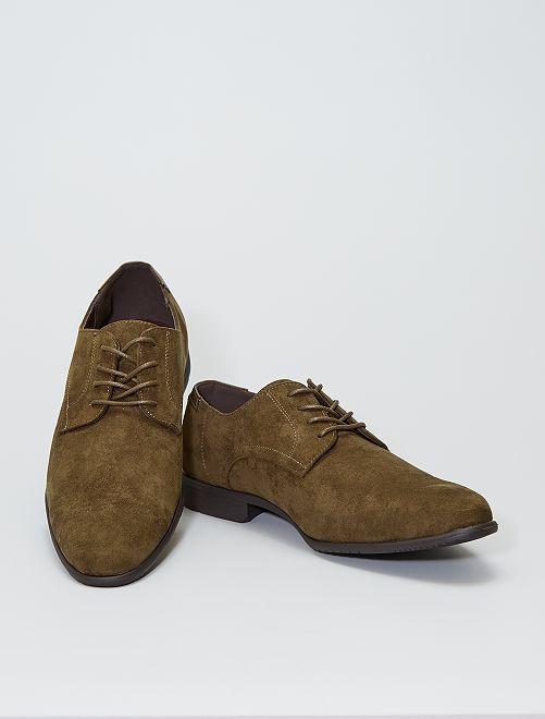 Chaussures de ville                             brun