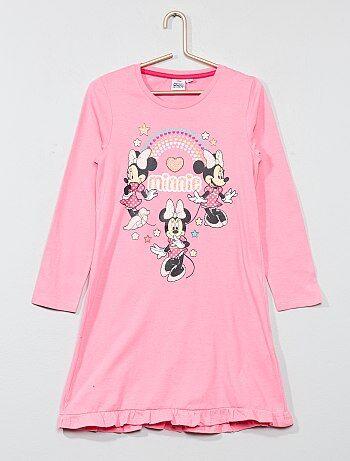 Chemise de nuit 'Minnie Mouse' de 'Disney' - Kiabi