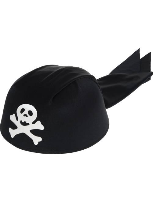 Coiffe de pirate                             noir Accessoires