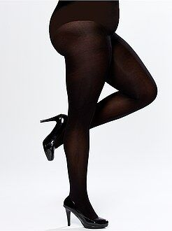 Grande taille femme Collants chauds 200D grande taille