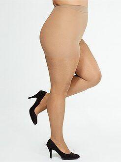 Grande taille femme Collants 'Sanpellegrino' Caresse 40D