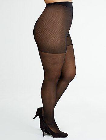 Grande taille femme - Collants 'Sanpellegrino' Caresse 40D - Kiabi