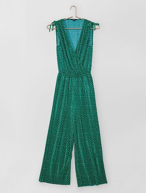 Combinaison pantalon                             vert
