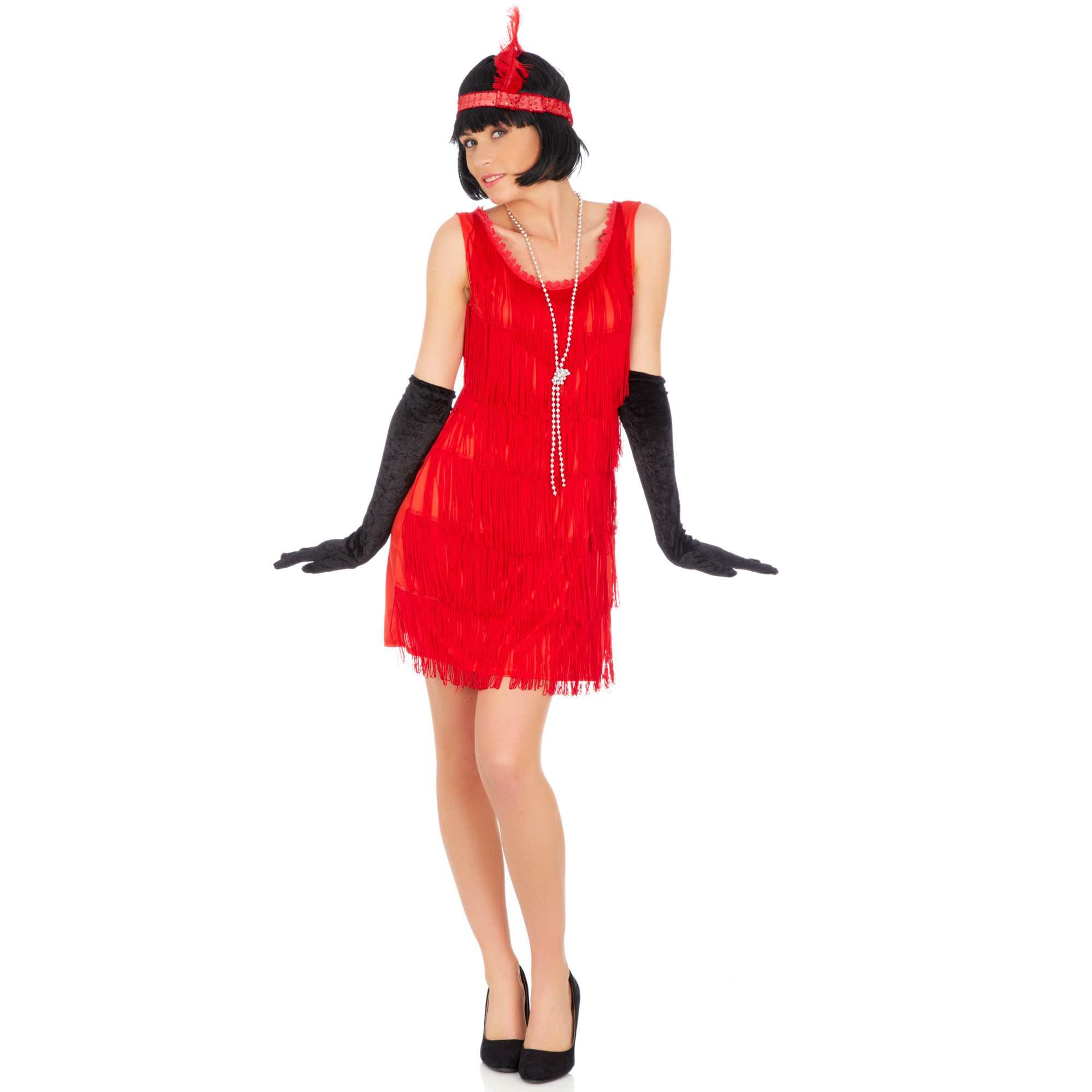 Costume charleston femme kiabi 18 00 for Costume pas cher