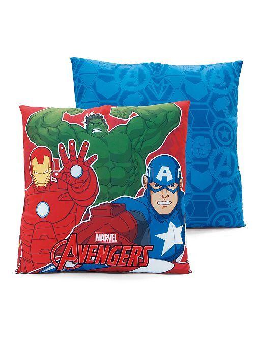 Coussin 'Avengers'                             bleu