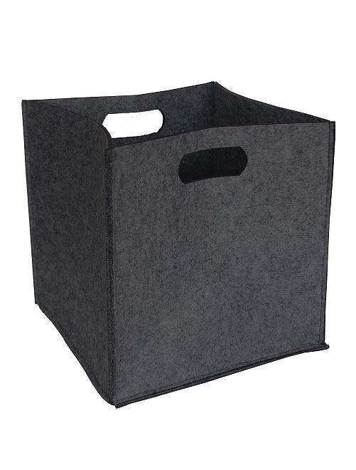 Cube de rangement                                                     anthracite