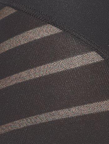 culotte haute 39 dim 39 diam s control medium lingerie du s au xxl peau kiabi 20 00. Black Bedroom Furniture Sets. Home Design Ideas
