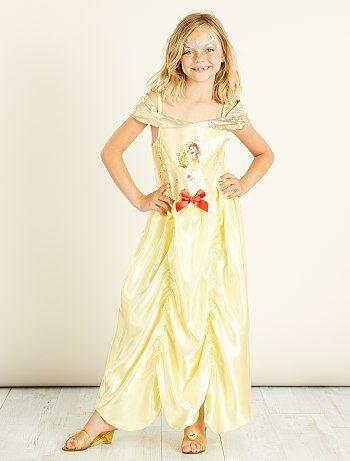 Enfant - Déguisement 'Belle' de 'La Belle et la Bête' - Kiabi