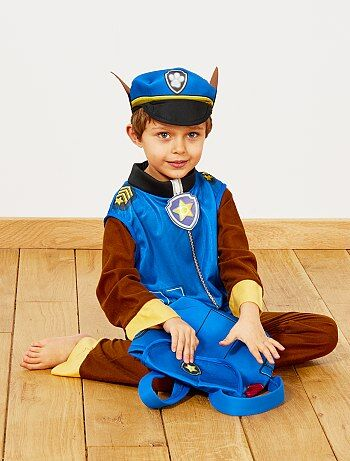 Enfant - Déguisement 'Chase' de 'Pat' Patrouille' - Kiabi