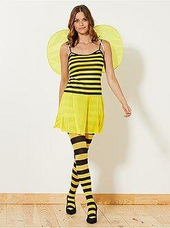 Déguisement femme - Déguisement d'abeille - Kiabi